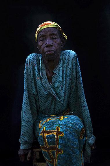 POYANYUNGA KPANLUNE, Gambaga, Ghana, 2009  © Ann-Christine Woehrl, courtesy PINTER & MILCH