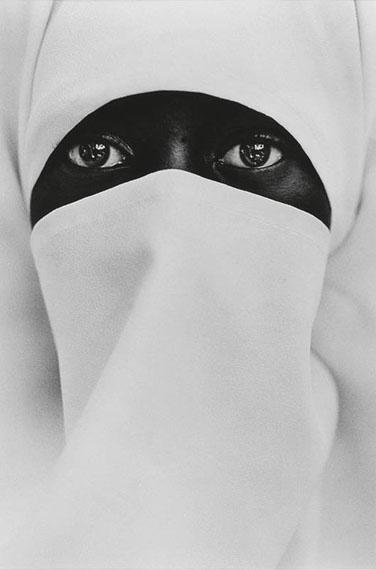 Chester Higgins, Moslem Woman, 1990/2000