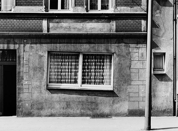 Wilhelm Schürmann - Schräges Fenster, 15. April 1980 © Die Photographische Sammlung/SK Stiftung Kultur, Köln
