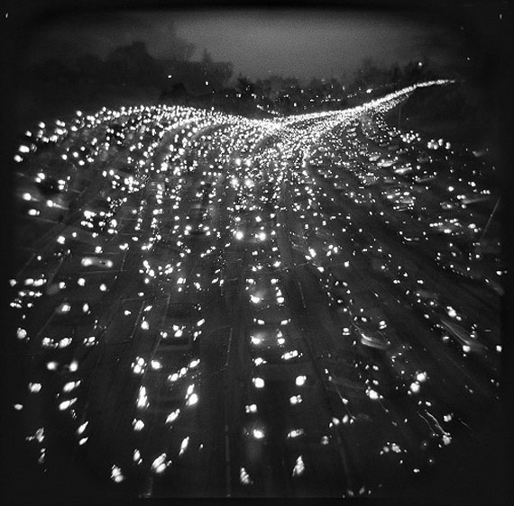 Hollywood Freeway, Los Angeles 2004© Thomas Michael Alleman