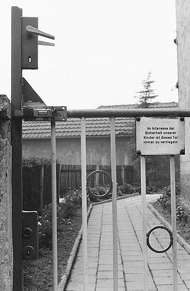 Max Baumann: Saalfeld, Saalfahrt, 11.09.1989