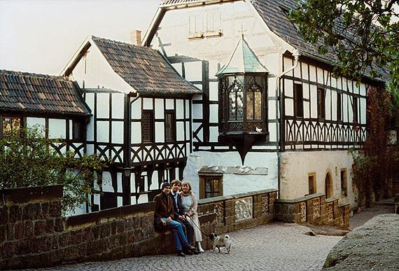 Willy Gursky: Eisenach, Familienausflug, 05.11.1989