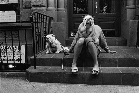 New York, 2000 © Elliott Erwitt / Courtesy Galerie Polka