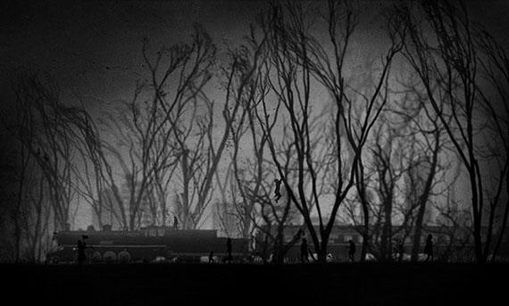 HUANG XIAOLIANG, Outskirts (2009)Courtesy M97 Gallery, Shanghai, China