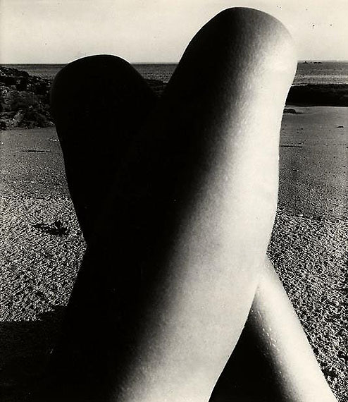 Bill Brandt (British, b. Germany, 1904-1983)Nude, St. Cyprien, 1951© Bill Brandt Archive Ltd.Courtesy Edwynn Houk Gallery
