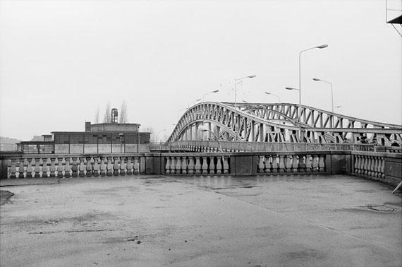 André Kirchner: Berlin, Bornholmer Brücke, 05.12.1989