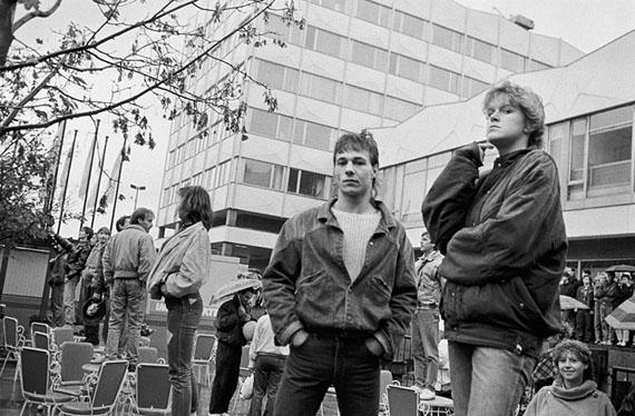 Thilo Kühne: Leipzig, 07.10.1989
