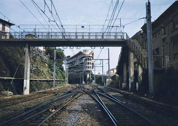 Wolfgang Kil: Cerbére (Frankreich), Bahnhofshotel, 20.09.1989