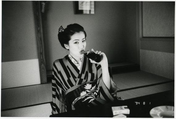 Grand Diary of a Photo Maniac, 1994 © Nobuyoshi Araki