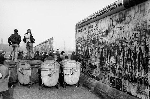 Timm Rautert: Berlin, Das Loch in der Welt, 14.11.1989