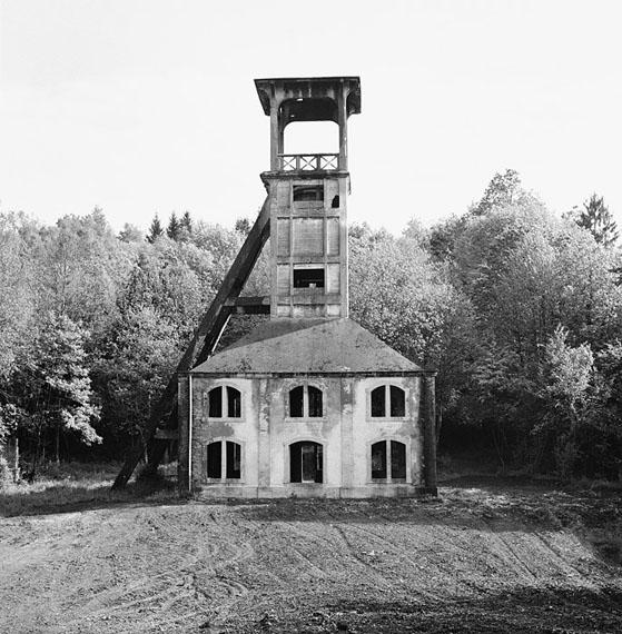 Ursula Schulz-Dornburg:Ronchamp (Frankreich), 05.09.1989