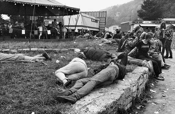 Marion Wenzel: Freyburg/Unstrut, Weinfest zum 40.Jahrestag der DDR, 07.10.1989
