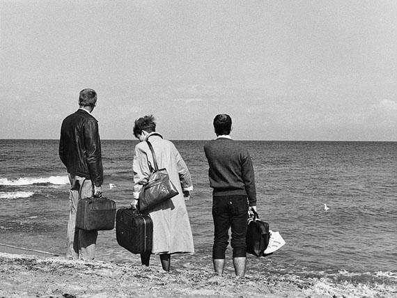 Ulrich Wüst: Kühlungsborn an der Ostsee, 09.09.1989