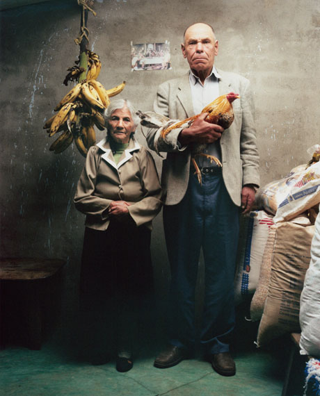 Maria Arcelia Rodriguez, 76 / Cesar Efrain Calderon, 73Chillanquer, Colombia © Frank Gaudlitz