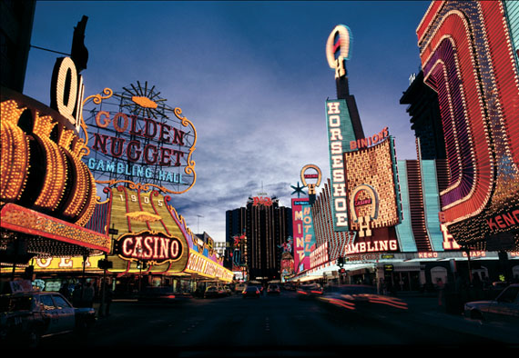 Ulvis Alberts, LAS VEGAS from the series Pokerface
