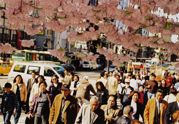 Martin ParrCHERRY BLOSSOM TIME IN TOKYO2000. 20 C-Prints. Je 17,5 x 25,2 cm bzw. 25,2 x 17 cm