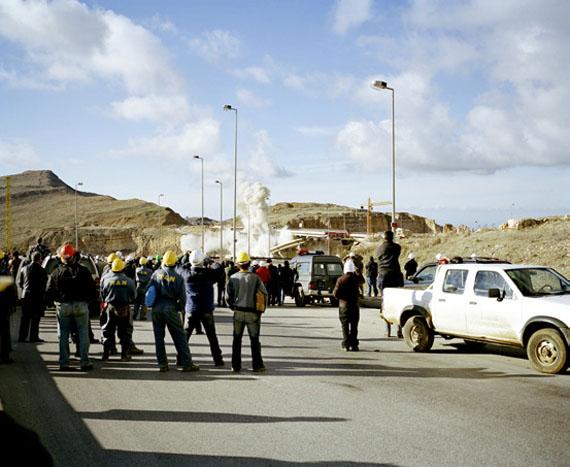 Akram Zaatari: Reconstructing the Arab Highway, 2007