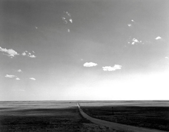 Robert Adams: North of Keota, Colorado, The Planes, 1965-1973 © Robert Adams