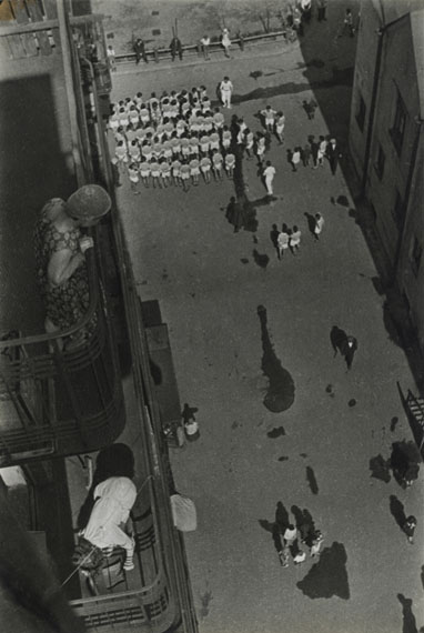 Alexander RodchenkoDemonstration. 1928Collection of the Moscow House of Photography Museum /Multimedia Art Museum, Moscow© A. Rodchenko – V. Stepanova Archive© Moscow House of Photography Museum