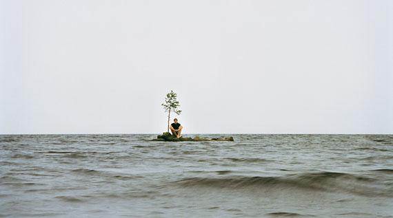 Antti Laitinen, It's My Island VI (2007) © Antti Laitinen