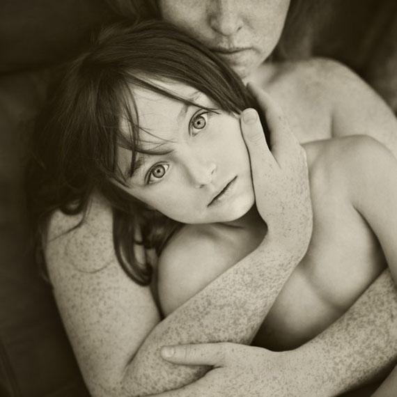Anette and Mauregan; Montavilet, France, 2012 © JOCK STURGES