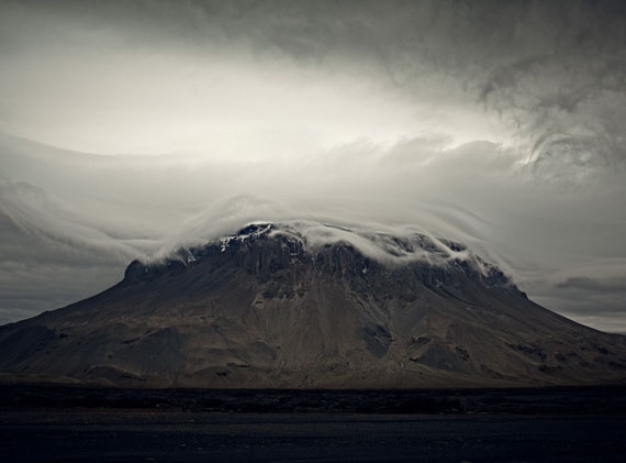 Sandro Diener, Herdubreid, Island, 2010, 135 x 110 cm , Edition of 5 , geprintet auf Hahnemühle Photo Rag 305 g