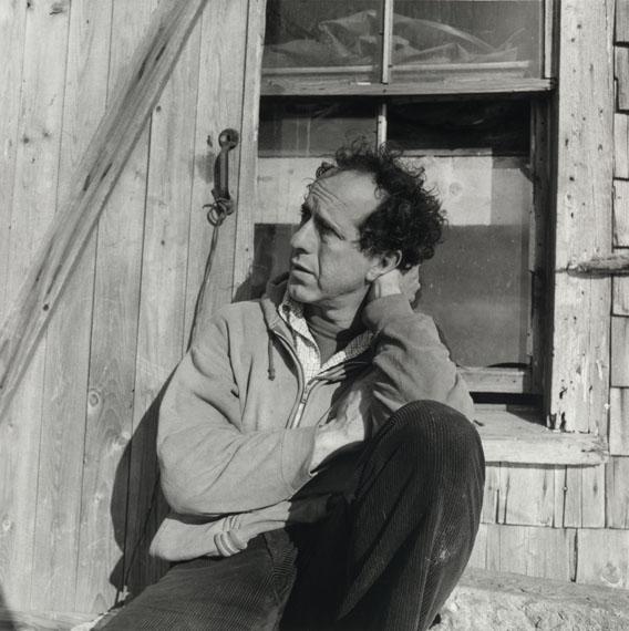 Walker Evans: [Robert Frank, Nova Scotia], 1969-71© Walker Evans Archive, The Metropolitan Museum of Art