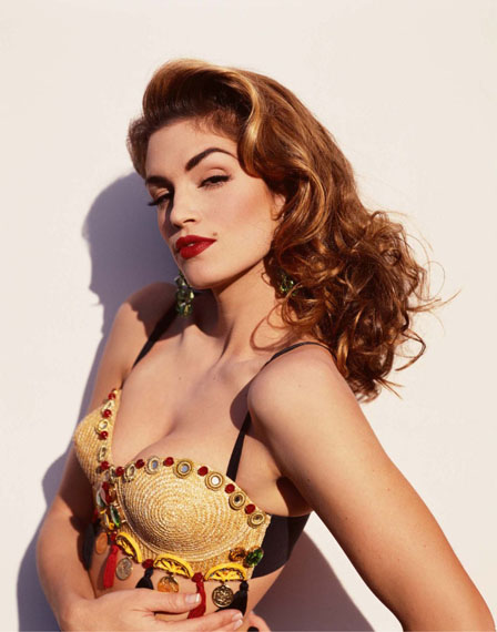 Cindy Crawford, Vanity Fair, 1992