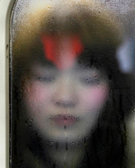 Tokyo Compression #106, 2010C-Print76.2 x 61 cm (30 x 24 in)Edition of 7