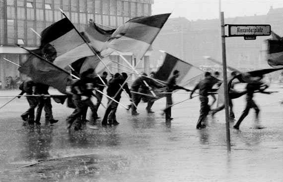 1. Mai 1987, © Harald Hauswald