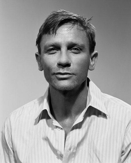 Daniel Craig, London 2005 © Liz Collins