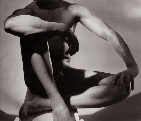 Horst P. HorstClassic Male Nude, 1952Gelatin silver print8 x 10 in.Est. US$5,000-7,000
