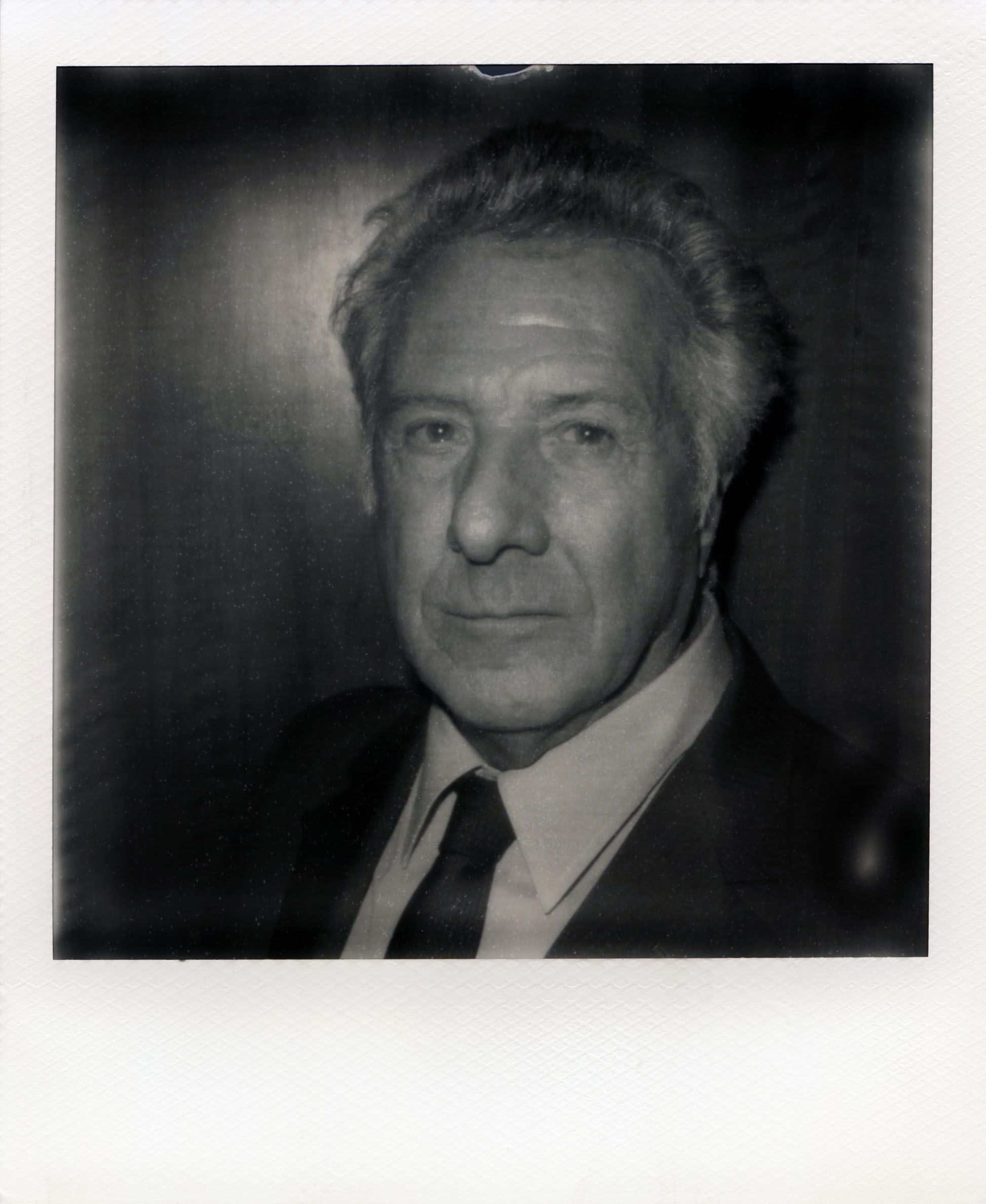 Oliver Mark: Dustin Hoffman, Berlin 2013