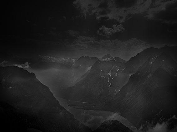 © BLAISE REUTERSWARD, DEUTSCHE LANDSCHAFT 1207,SCHÖNAU AM KÖNIGSSEE, BERCHTESGADEN NATIONAL PARK, BAVARIA