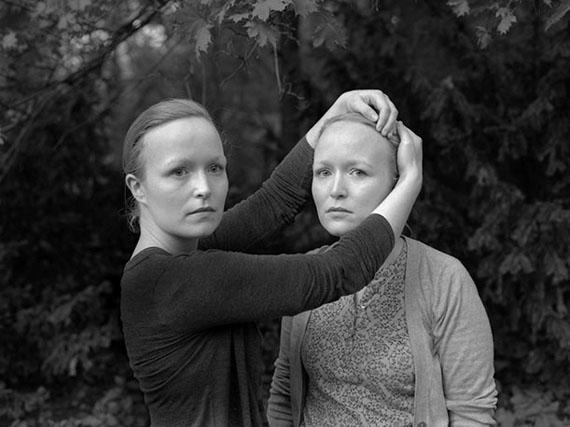 Just Loomis, Deborah and Julie, 2012