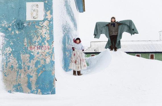 »TIKSI« Winner 2013:  Evgenia Arbugaeva, Russia
