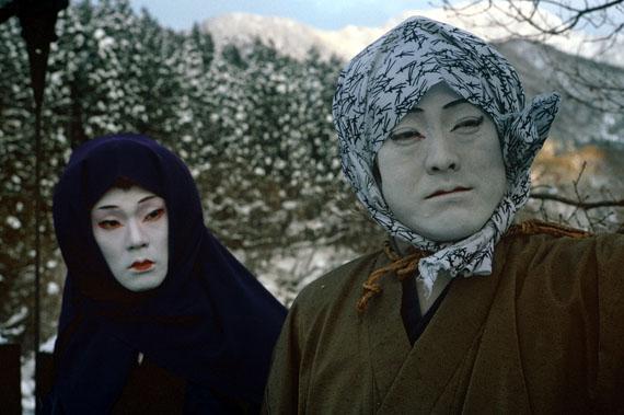 Ulrike Ottinger: Das verwandelte Paar, Japan, 2011 © Ulrike Ottinger