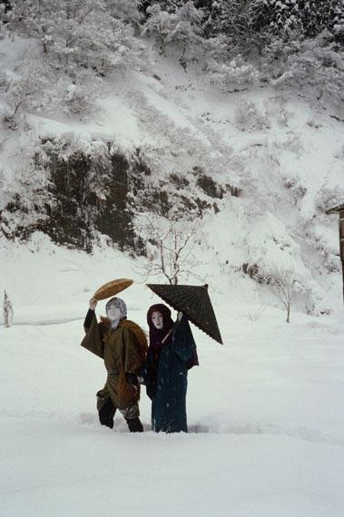 Ulrike Ottinger: Auf der Schneegrabenbrücke, Japan, 2011 © Ulrike Ottinger