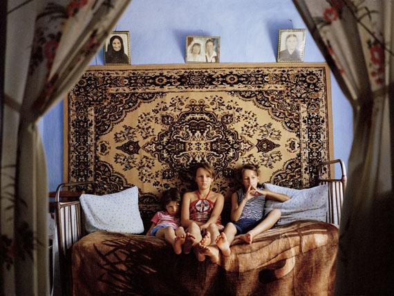 Andrea Diefenbach: Olga, Carolina, Sabrina, 2011