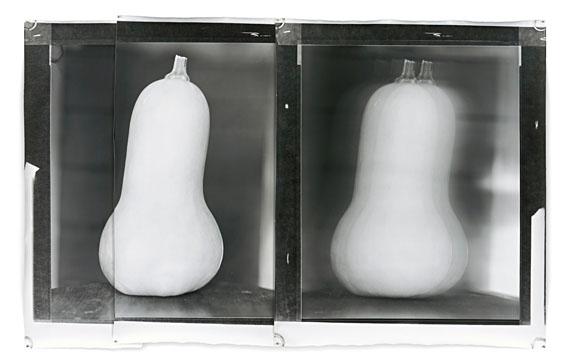 """Jeff Cowen: """"Nature Morte 27"""", 2013, Silbergelatineabzug, Mischtechnik, Ed. 6, 152 x 244 cm © Jeff Cowen, Berlin. Courtesy Galerie Michael Werner Märkisch Wilmersdorf, Köln & New York"""