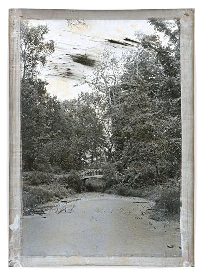 """Jeff Cowen:""""Untitled Pfaueninsel 2"""", 2012, Silbergelatineabzug, Ed. 6, 176 x 127 cm© Jeff Cowen, Berlin. Courtesy Galerie Michael Werner Märkisch Wilmersdorf, Köln & New York"""