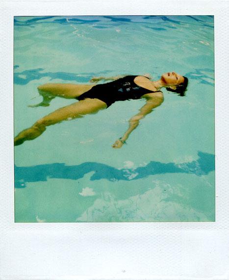 Ursula Kelm: chi-ca-gou, 1998 (Polaroid)
