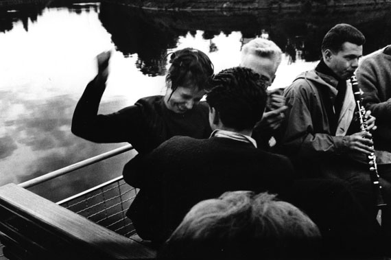 Will McBride, Riverboat Shuffle, Berlin im Aufbruch, Fotografien 1956-1963 © Will McBride