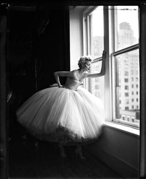 Nadja, New York 1995 © Patrick Demarchelier