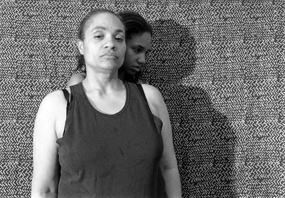 LaToya Ruby Frazier (American, b. 1982). Shadow (from the Momme Portrait series), 2008. Gelatin silver photograph, 15 1/2 x 19 1/2 in. (39.4 x 49.5 cm). Brooklyn Museum, Emily Winthrop Miles Fund, 2011.63.2. © LaToya Ruby Frazier