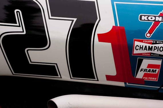 Jory Hull Corvette (#27) 2009My Mind is RacingDigital Chromogenic Print55 x 33 cm © Jory Hull, Courtesy Feroz Galerie