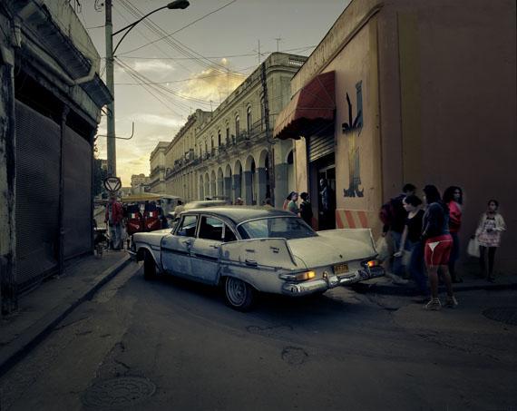 "aus der Serie ""Cuba""© Joakim Eskildsen"