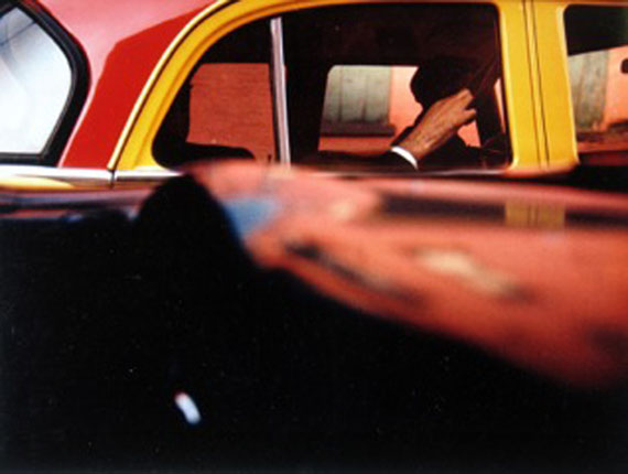 SAUL LEITER