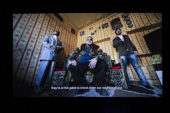 Halil AltindereWonderland, February 2013 Video, 8:25 min.Courtesy the artist and Pilot Gallery (Istanbul, Turkey)Photo: Servet Dilber