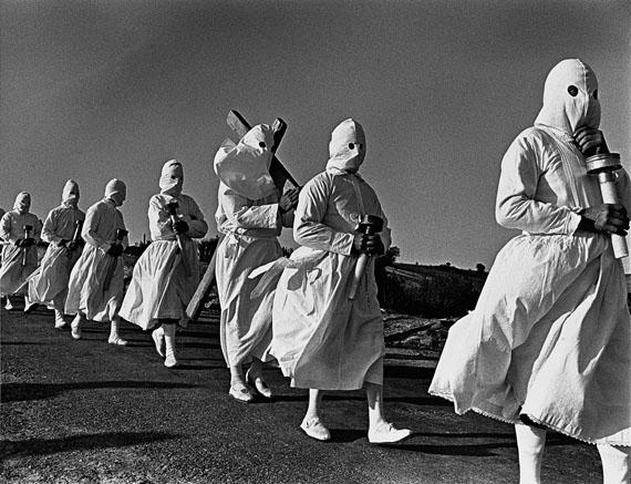 Viernes Santo. Bercianos de Aliste. 1971 © Rafael Sanz Lobato
